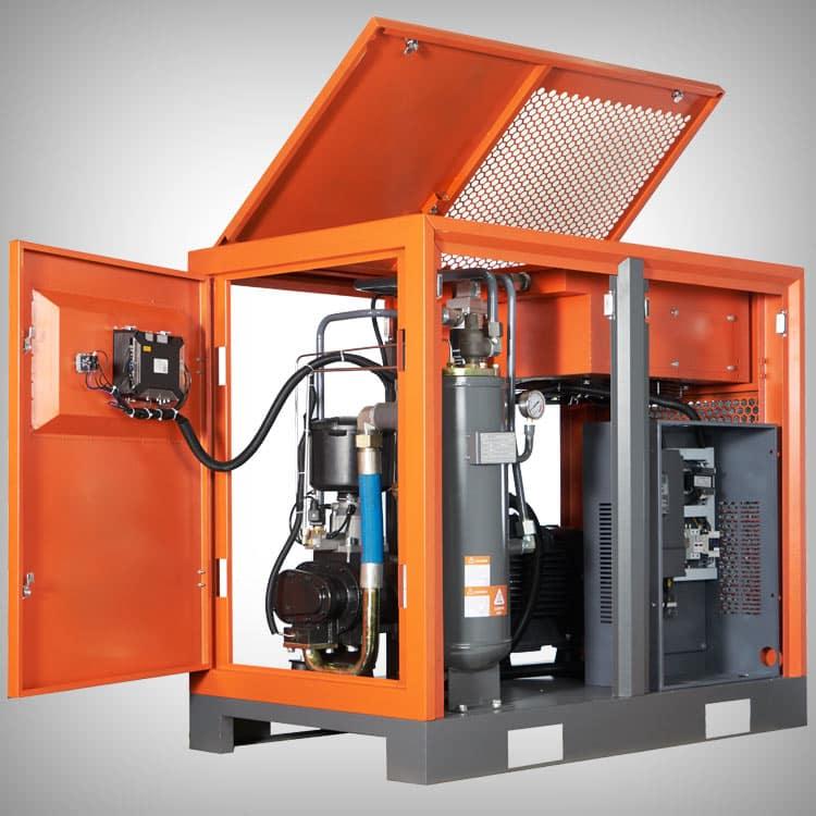 Detroit Air - SR Series Screw Compressors