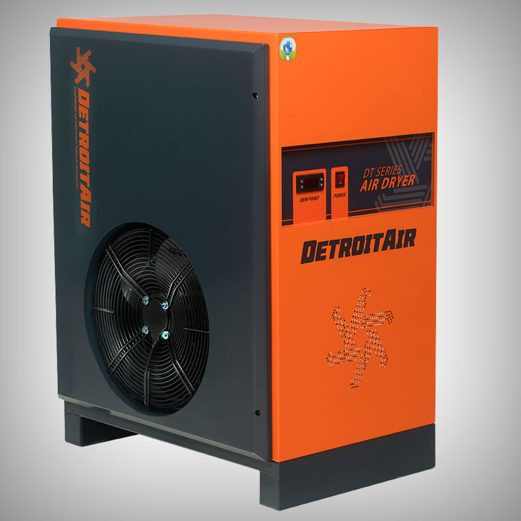 Detroit Air - Refrigerated Air Dryers DT Range