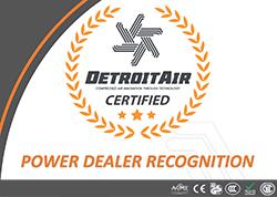Detroit Air Certified - Power Dealer