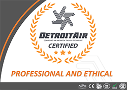 Detroit Air Certified - Professional & Ethical