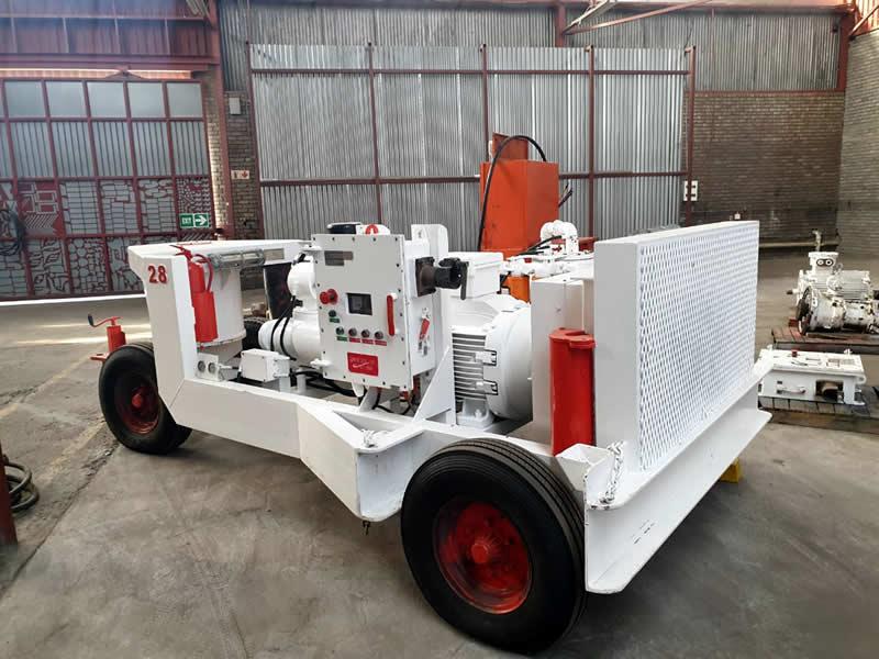 Flameproof Compressor Mining Industry